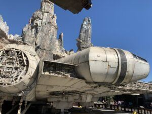 Star Wars Land - The Galaxy's Edge