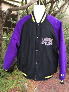 LA Lakers Jacket